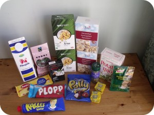 swedish delivery goods