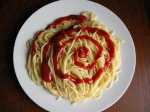 spaghettiketchup